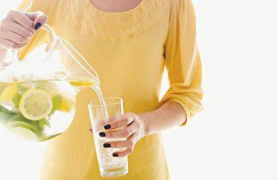 benefits-of-drinking-lemon-water